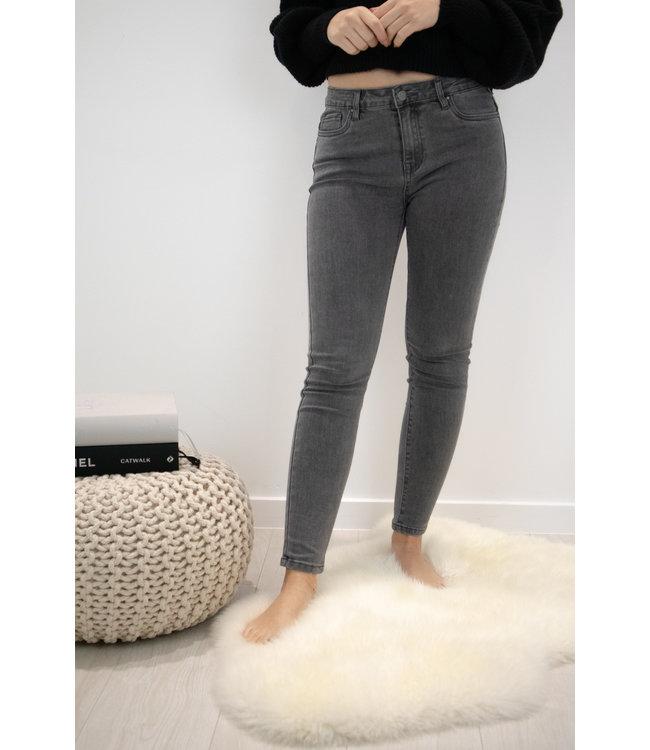 Ina skinny jeans - dark grey
