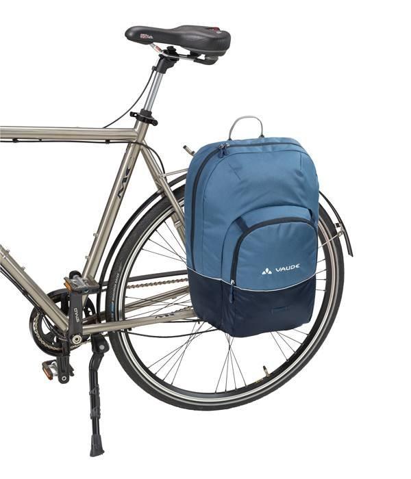 Vaude Cycle 22 in 3 kleuren