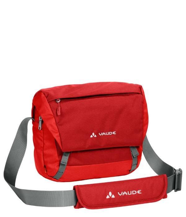 Vaude ROM II S: Compacte schoudertas met veel opbergmogelijkheden