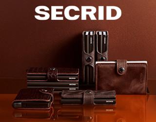 Secrid wallets, wij hebben elk model voorradig!