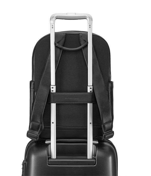 Moleskine Classic Leather Pro Backpack