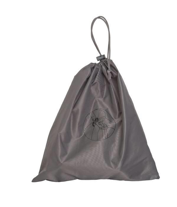 Vaude Desna 60: Medium size sporttas, spatwaterdicht en vederlicht