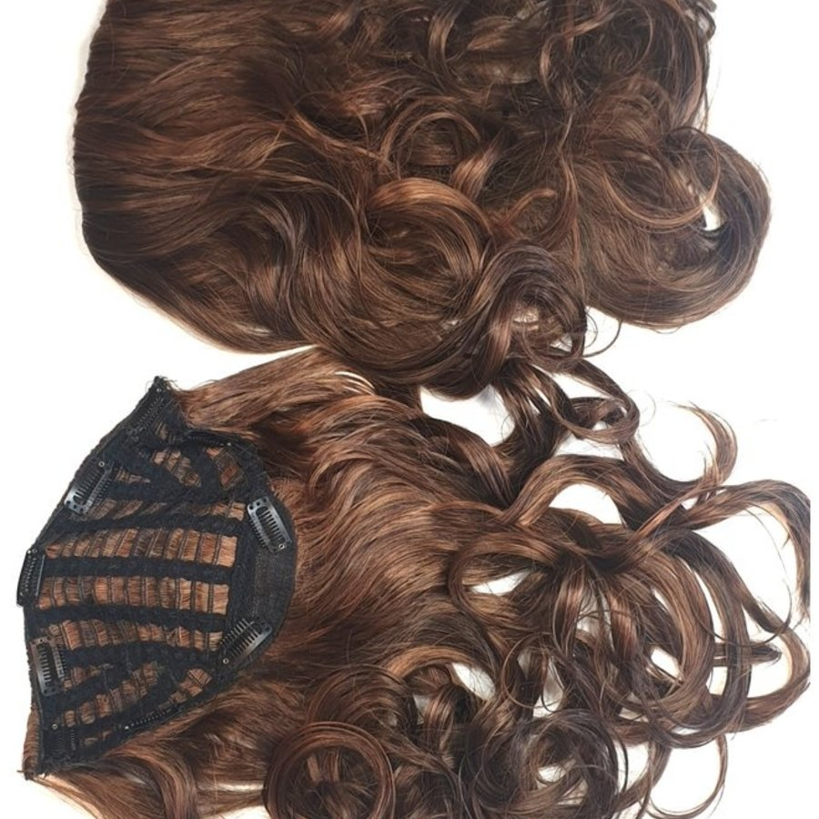 Hair Pieces / Clip-in Half Wig