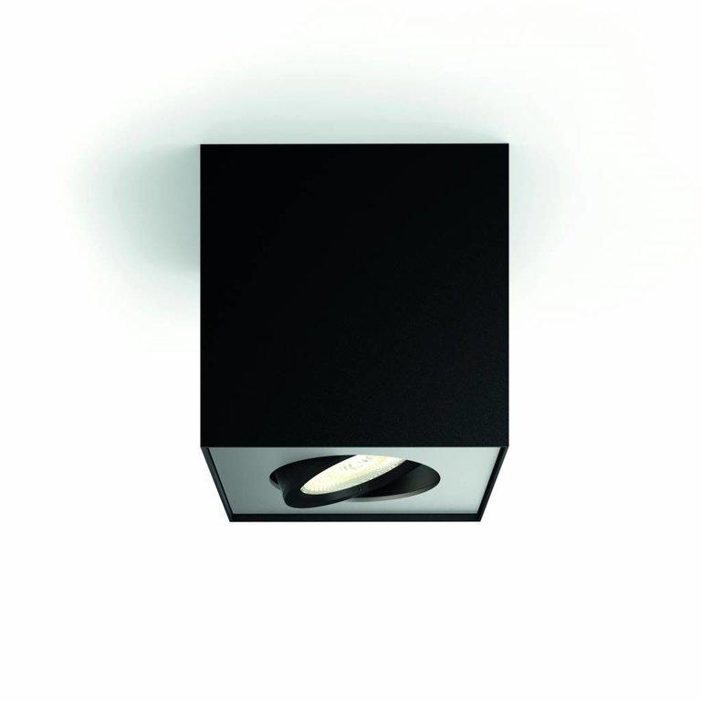 Philips Philips Box Zwart (45W) WarmGlow