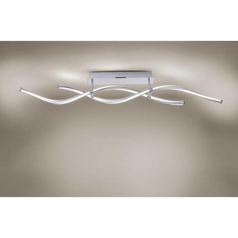 Paul Neuhaus Plafondlamp Q-Malina dimbaar (2700K-5000K)