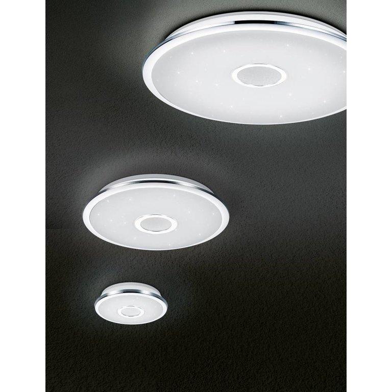 Trio Plafondlamp Osaka LED Klein