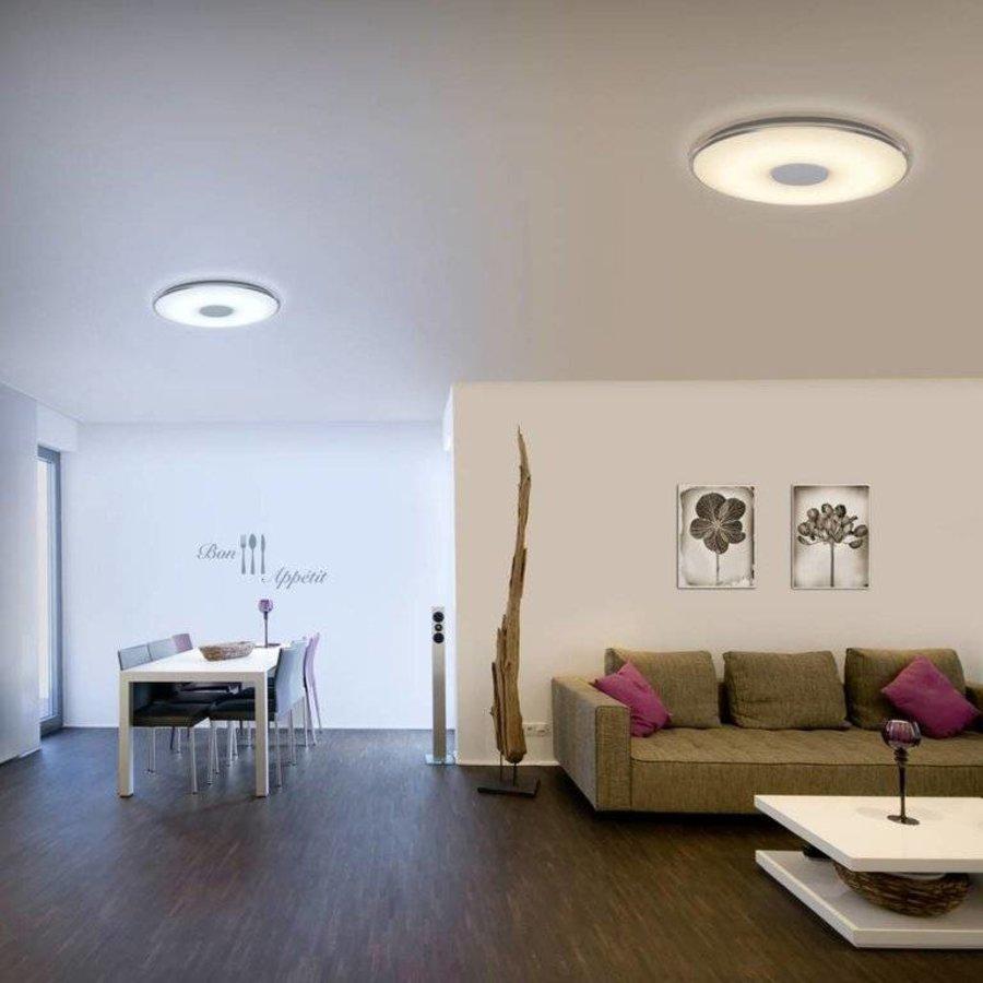 Plafondlampen basic rond