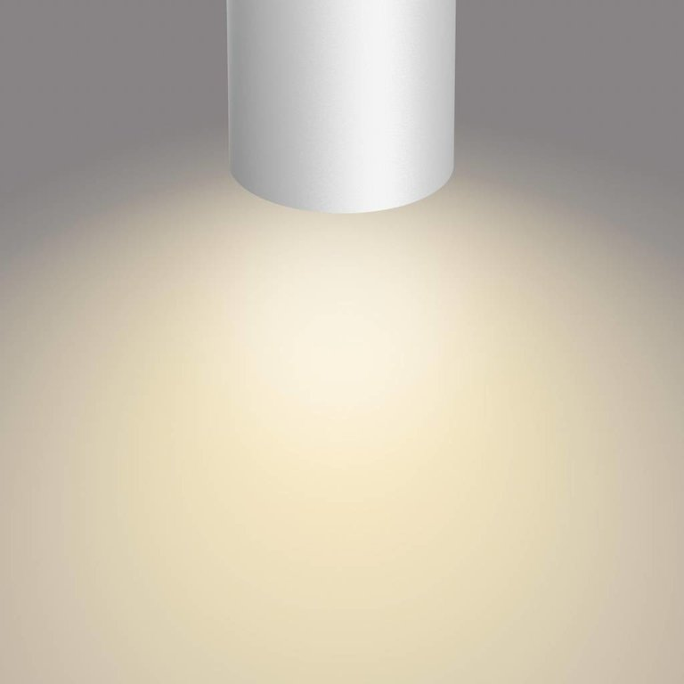 Philips Philips opbouwspot Byrl Wit 3lichts LED (4,5W) met Sceneswitch