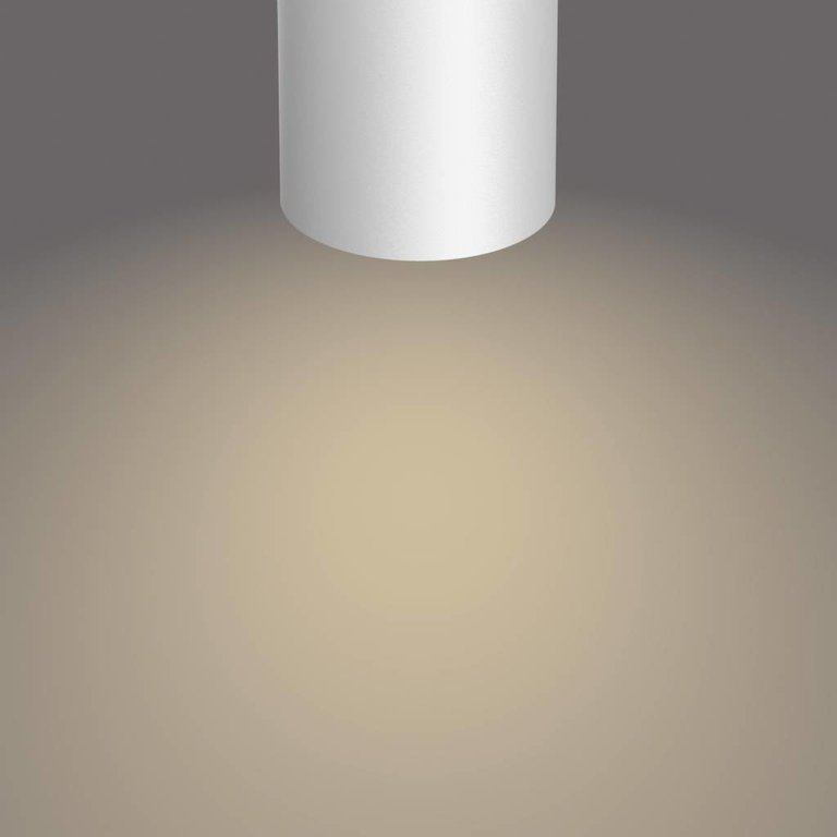 Philips Philips opbouwspot Byrl Wit 2lichts LED (4,5W) met Sceneswitch