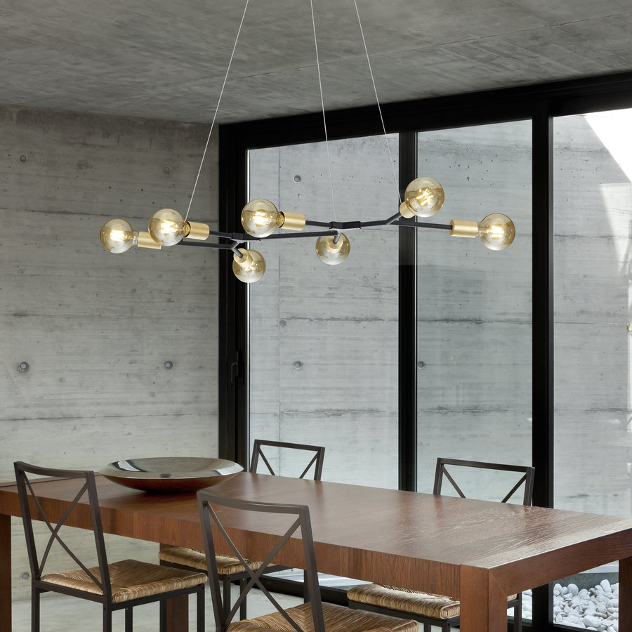 Plafondlampen decoratief