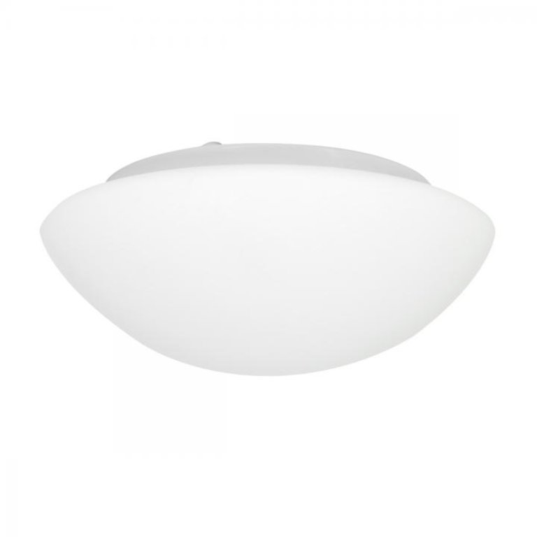 Steinhauer Plafondlamp Ceiling and Wall Opaal Wit 25cm