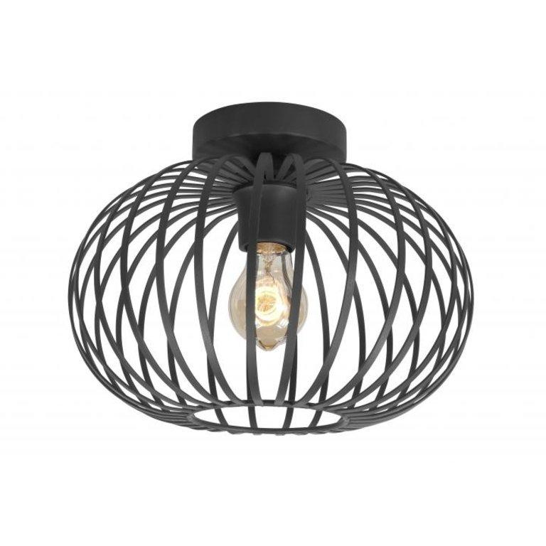 Highlight Plafondlamp Bolato Zwart Klein