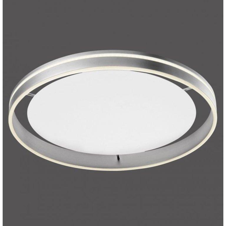 Paul Neuhaus Plafondlamp Q-VITO staal 59cm