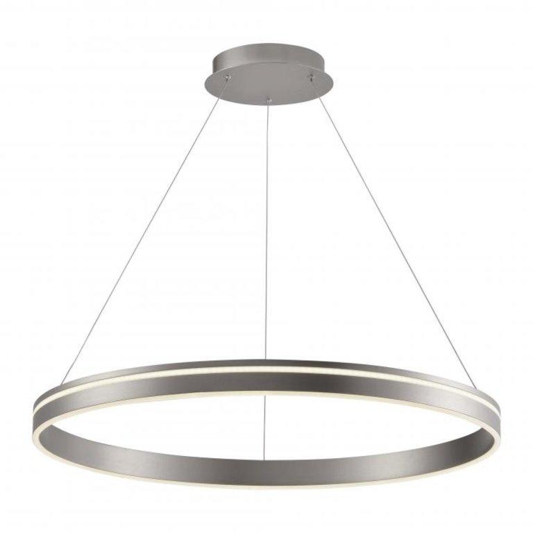 Paul Neuhaus Hanglamp Q-VITO staal 79cm