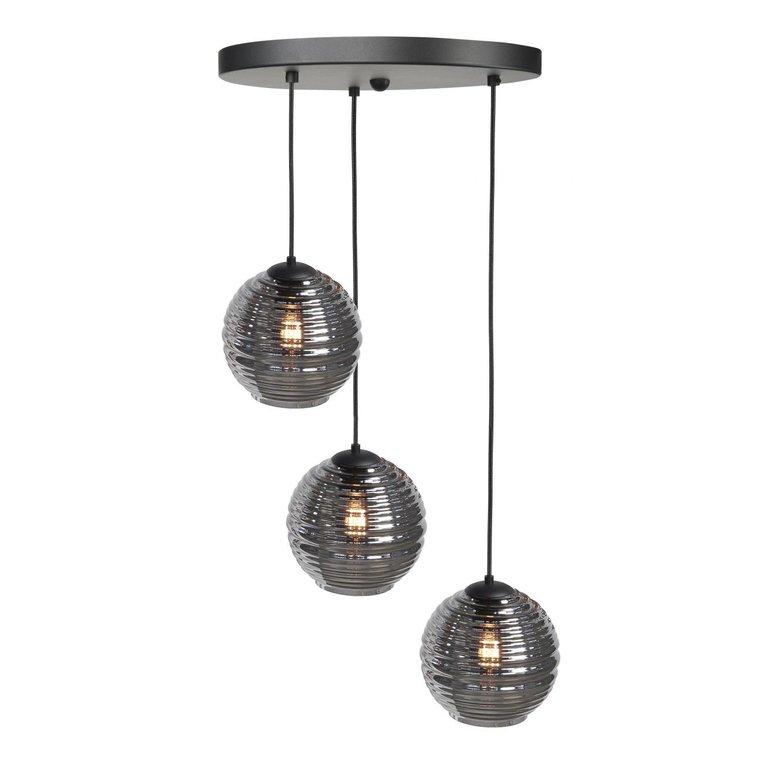 Highlight Hanglamp Fantasy Dot 3-lichts
