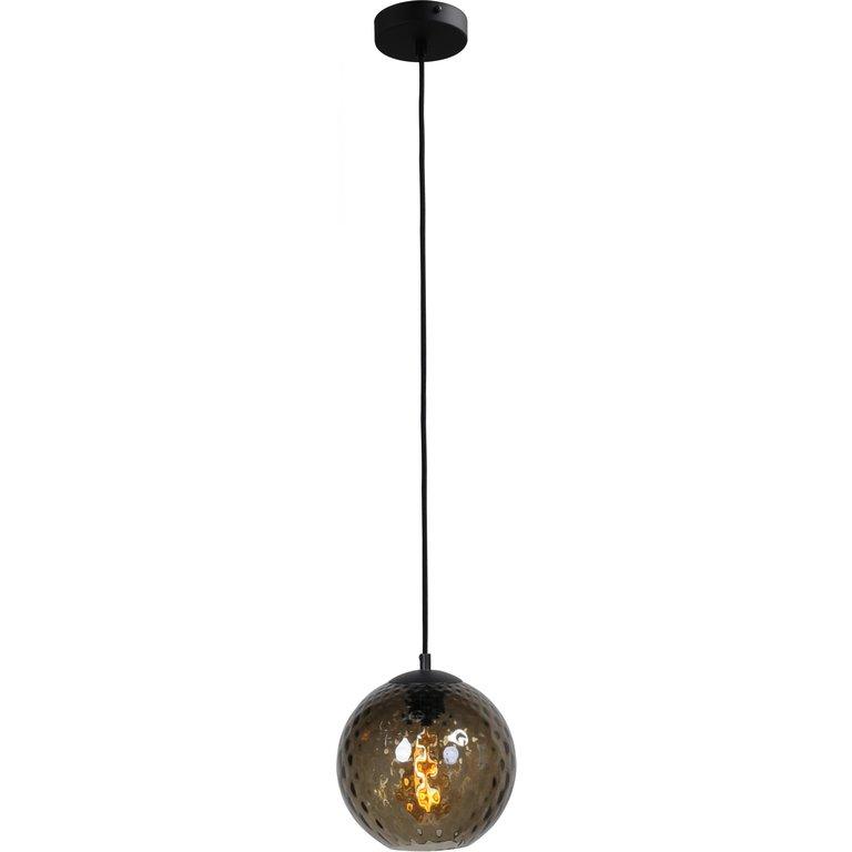 Masterlight Hanglamp Baloton 1lichts mat zwart klein