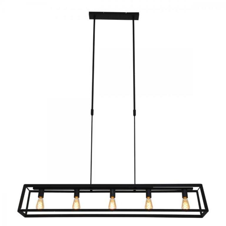 Steinhauer Hanglamp Buckley 5lichts