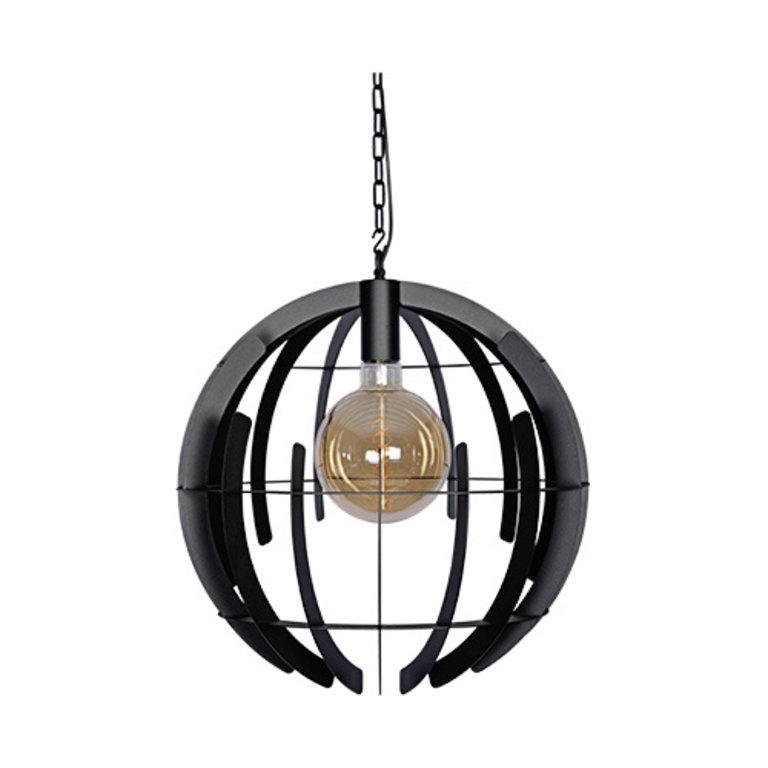 ZTAHL by Dijkos Hanglamp Terra 60 cm Zwart