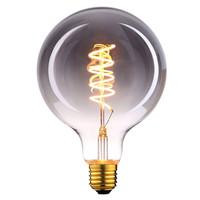 ZTAHL by Dijkos Hanglamp Tortona RAL9005 structuur 5-lichts