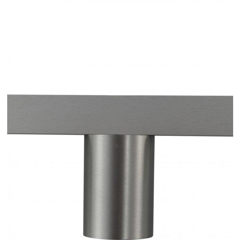 Masterlight Hanglamp Bounce 5lichts mat nikkel 130 cm
