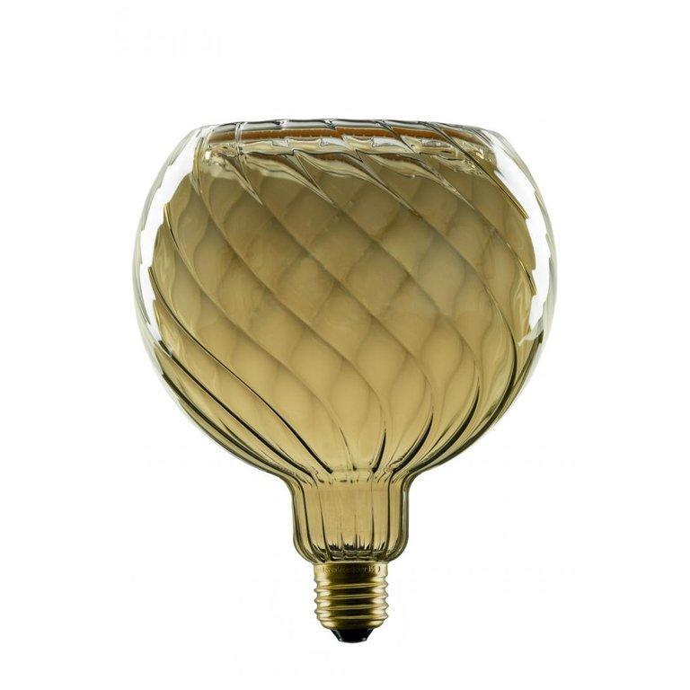 Segula Segula LED lamp E27 | Floating Globe 150 mm | Smoke Gekerfd