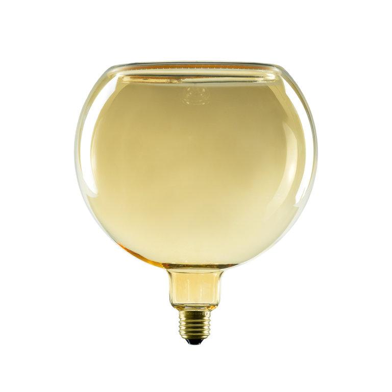 Segula Segula LED lamp E27   Floating Globe 200 mm   Goud