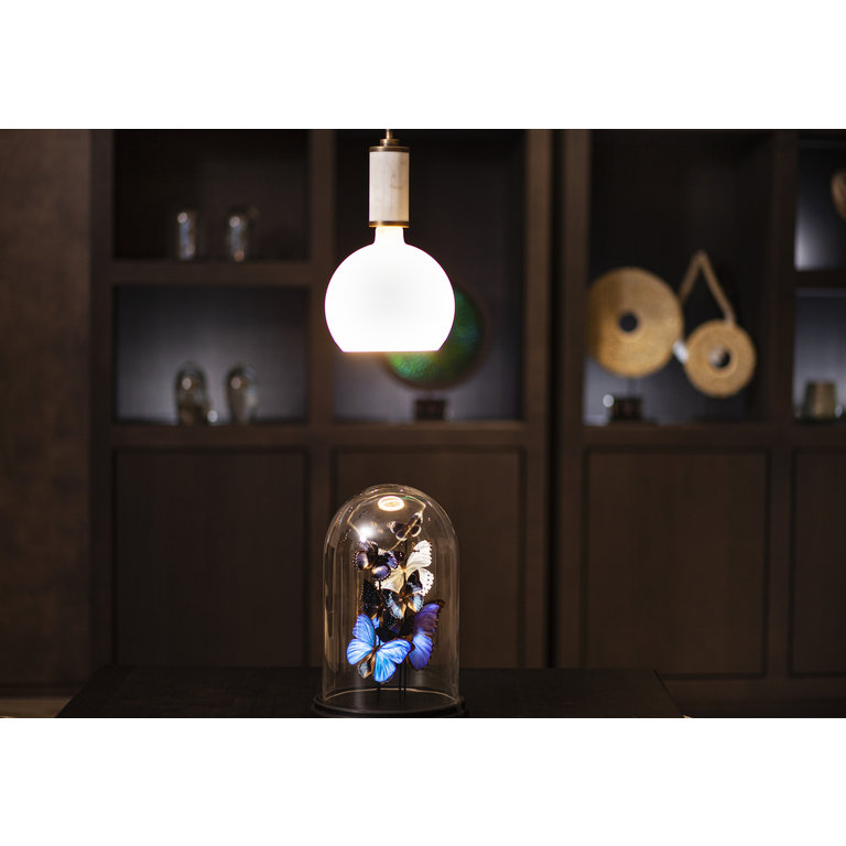 Segula Segula LED lamp E27 | Floating Reflector 200 mm | Wit Glas