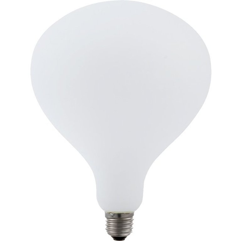 Masterlight SPL LED filament BIG E27   R160x215mm   Opaal glas