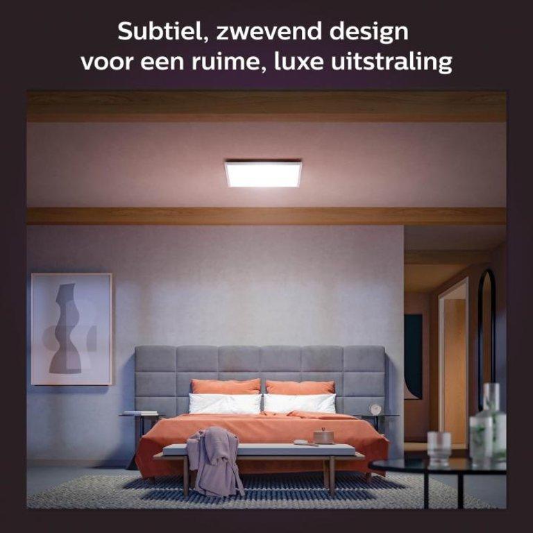 Philips Philips Hue Plafondlamp Surimu Paneel Vierkant