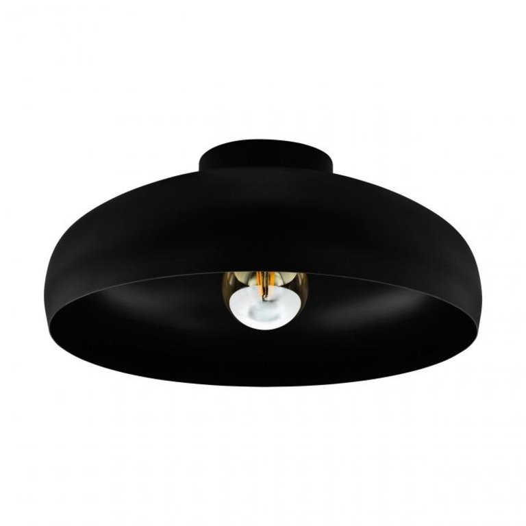 Eglo Plafondlamp Mogano Zwart