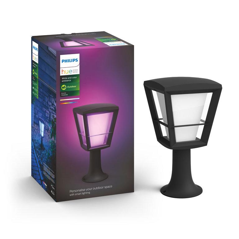 Philips Buitenlamp Philips Hue Econic WACA 15W sokkel klein