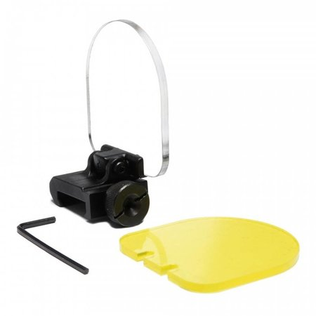 Weaver Weaver rail lens beschermer (voor SJCAM™ / GoPro / SJ2000)