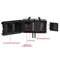 SUPTIG Waterdicht video licht (Voor o.a. SJCAM™ en GOPRO)