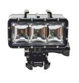 SUPTIG SUPTIG Waterdicht video licht (Voor o.a. SJCAM™ en GOPRO)