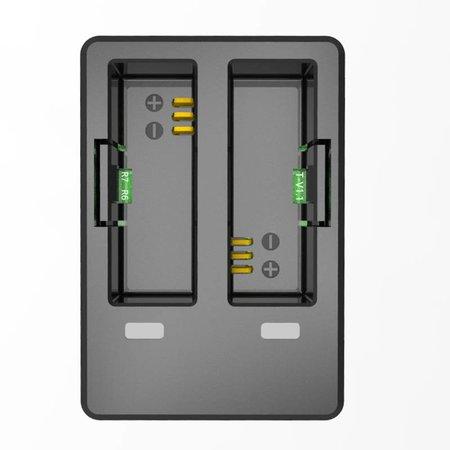 SJCAM SJCAM™ SJ7 dubbele oplader (voor SJCAM SJ7)