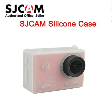 SJCAM SJCAM™ SJ4000 Siliconen Bescherm Hoesje (Ook voor SJ4000 Wifi en SJ4000+)