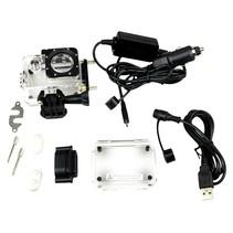 SJCAM™ SJ4000 motorlader met waterdichte behuizing (voor SJ4000 en SJ4000+)