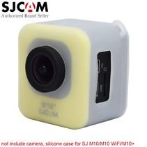 SJCAM™ M10 Siliconen Bescherm Hoesje (Ook voor M10 Wifi en M10+)