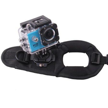dashcam Handschoen 360° Comfort maat L (voor SJCAM™ / GoPro)