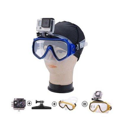 dashcam Duikbril (voor SJCAM™ / GoPro)