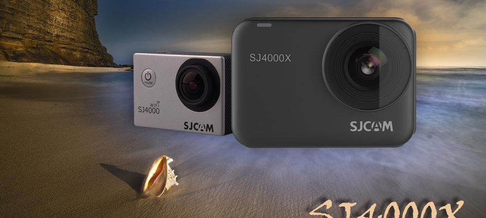 De nieuwe SJ4000X