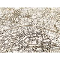Citymap Apeldoorn | houten wanddecoratie