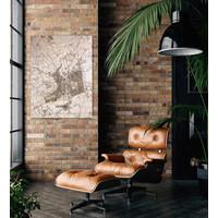 Citymap Venray | wooden wall decoration