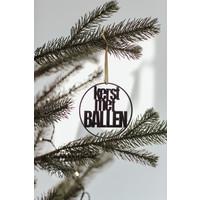 """Christmas bauble """"Kerst met ballen"""""""