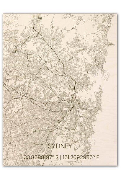 Sydney | NEW DESIGN!