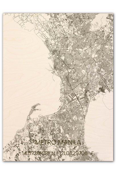 Metro Manila | NEW DESIGN!