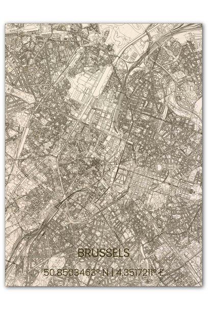 Brussels| NEW DESIGN!