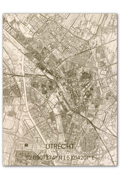 Utrecht | NEW DESIGN!