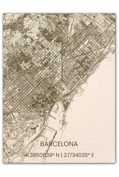 Barcelona | NEW DESIGN!