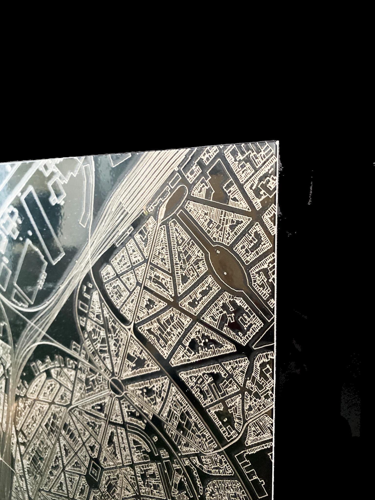 Stadtplan Paris XL-9